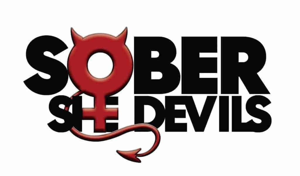 Sober She Devils Logo